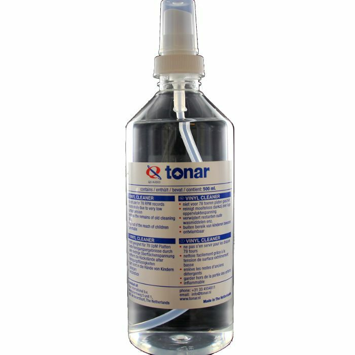 Tonar QS - Vinyl Record spray cleaner
